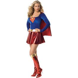 Disfraz de Supergirl sexy hero